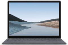 Microsoft Surface Laptop 3 PKU-00004 Platin-Grau Alcantara Tastaturoberfläche