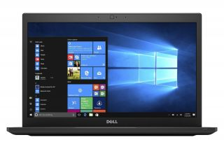 Dell Latitude 7490 N041L749014EMEA-Open Businessnotebook Frontansicht