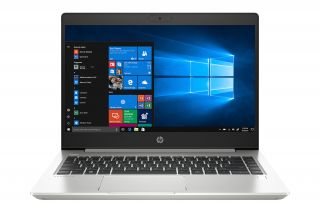 HP ProBook 445R G7 17T33ES Vorderseite