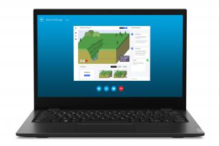 Lenovo Winbook 14w 81MQ000DGE Schüler Laptop - Front