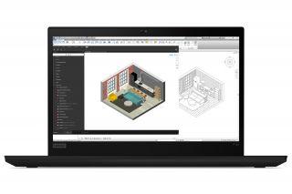 Lenovo ThinkPad P14s 20S40006GE - Design