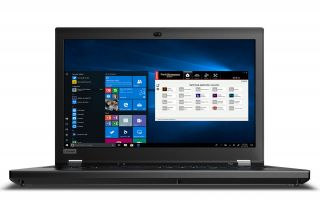 Lenovo ThinkPad P53 20QN0007GE Frontansicht