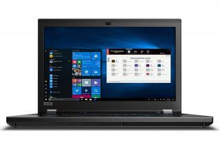 Lenovo ThinkPad P53 20QN0006GE mit Windows 10 Pro 64-Bit und Lenovo Performance Tuner