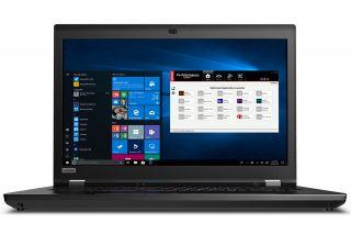 Lenovo ThinkPad P73 20QR002TGE mit Windows 10 Pro und Intel Performance Tuner