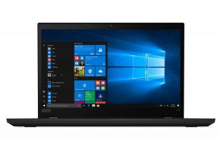 Lenovo Notebook ThinkPad T590 Vorderseite