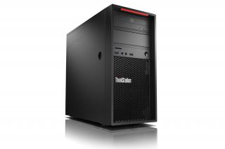 Lenovo ThinkStation P320 30BGS65101 Tower Frontansicht