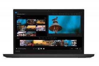 Lenovo ThinkPad E15 20RES05U00 - Front