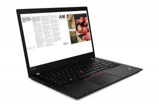 Lenovo ThinkPad T14s 20UJ0014GE  - Seitenansicht - rechts