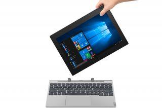 Lenovo D330-10IGM 81MD0034GE Convertible abnehmbare Tastatur