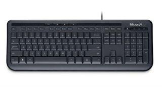 Microsoft Wired Tastatur 600 | DE