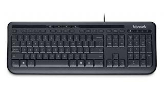 Microsoft Wired Tastatur 600 | EN