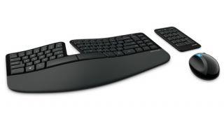 Microsoft Sculpt Ergonomic Desktop Set   HU