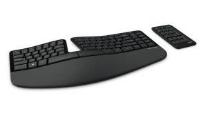 Microsoft Sculpt Ergonomische Tastatur | DE