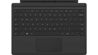 Microsoft Surface Pro Type Cover UK | Schwarz