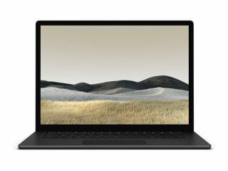 Microsoft Surface Laptop 3 PLZ-00025  - Mattschwarz -Metall - Front