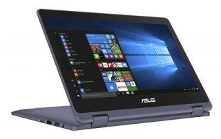 Asus VivoBook Flip 12 TP2020NA-EH008TS - 2-in-1 Convertible im Flip-Design - Laptop für Schüler - Präsentationsmodus