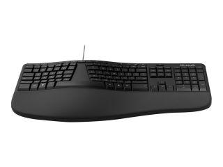 Microsoft ergonomische Tastatur   DE