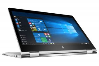 HP EliteBook x360 1030 G2 Convertible Laptop - Präsentationsmodus