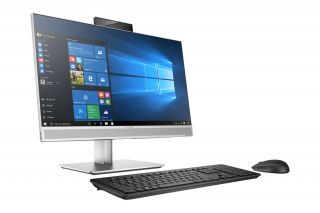 HP EliteOne 800 G3 2LT23EA#ABD - All in One PC - seitlich