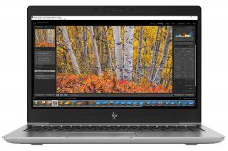 Mobile Workstation HP ZBook 14u G5 - 2ZC02EA - 14 Zoll Full HD IPS Display