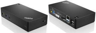 LENOVO THINKPAD USB 3.0 PRO DOCK 45W 40A70045EU - Front