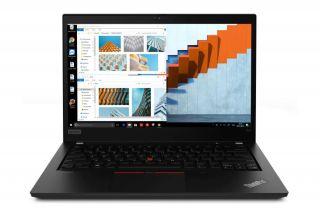Lenovo ThinkPad T14 20S0005FGE - Vorderseite