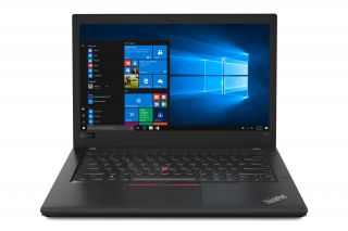 Lenovo Thinkpad T480, Vorderseite, Windows, Modell 20L50000GE