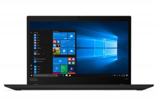 Lenovo ThinkPad T490s Edition 2019 - Modell 20NX000AGE - Frontansicht